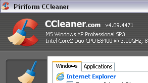 Download CCleaner Free for to help with optimizing your computer, delete files from Windows temp folders, registry cleaner and more