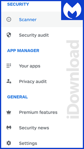 Malwarebytes Security app for Android screenshot
