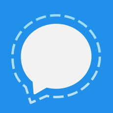 Signal Private Messenger is a free app for iPhone